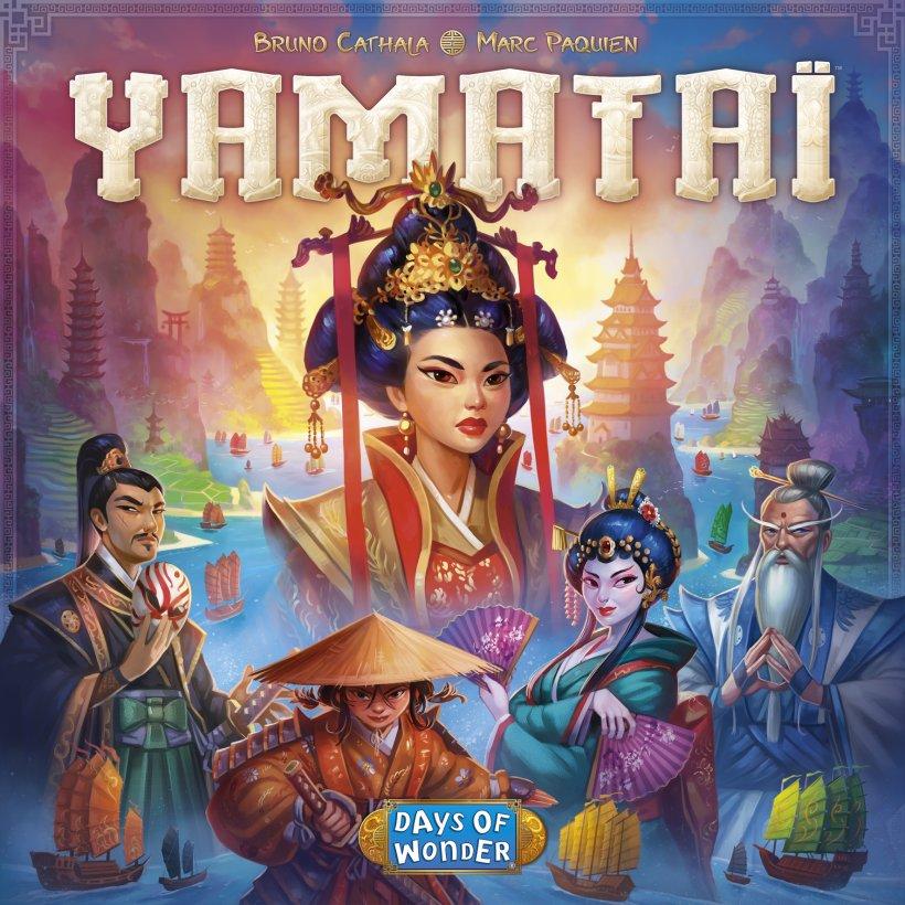 Yamatai copertina