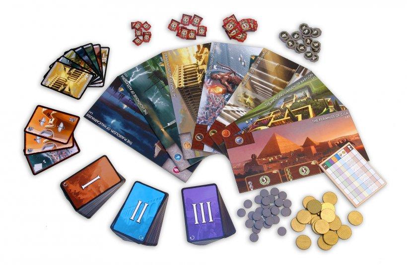 Nei giochi di Draft come 7 Wonders, la prima scelta di un giocatore ha spesso la maggior parte delle opzioni ma la minima direzione, potenzialmente travolgente per i nuovi giocatori.