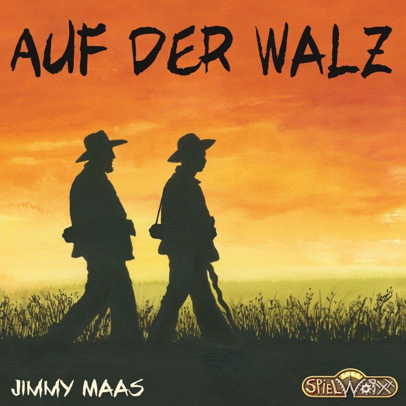 Auf del Walz copertina
