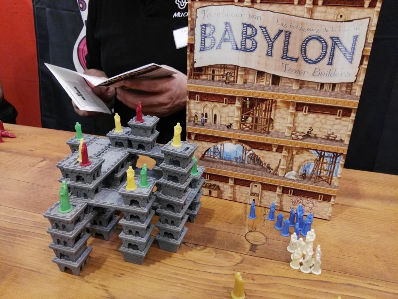 Babylon Tower Builders