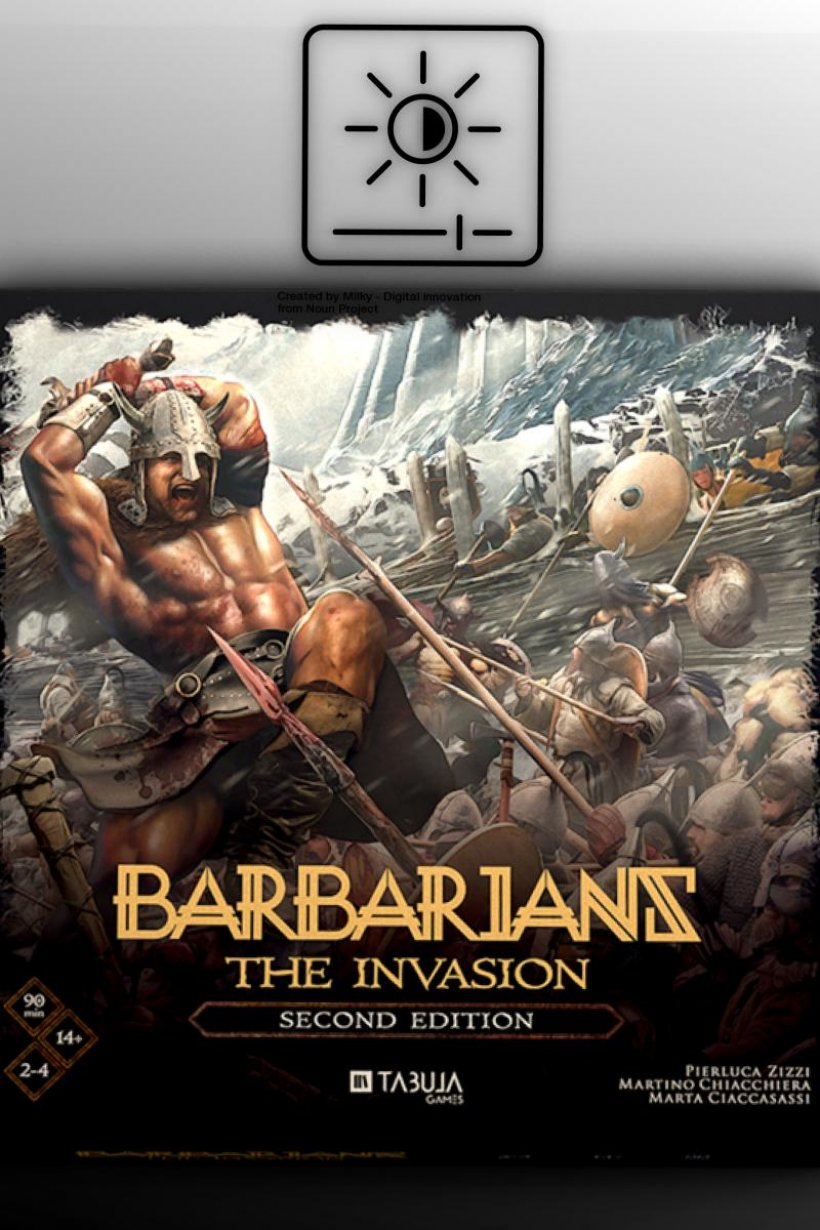Barbarians Seconda Box