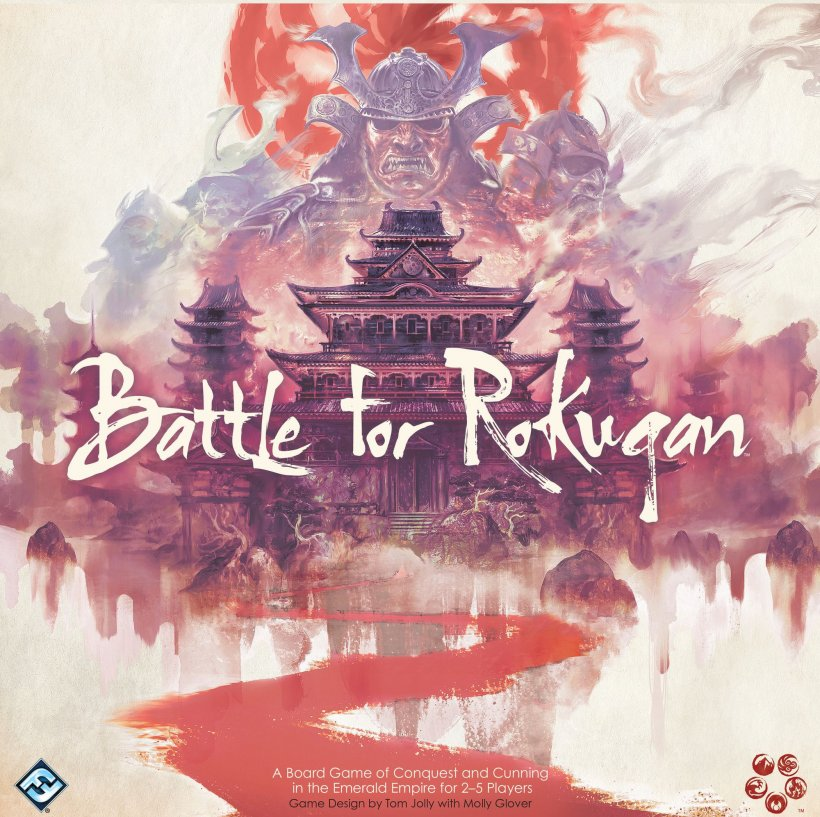 Battle for Rokugan: copertina
