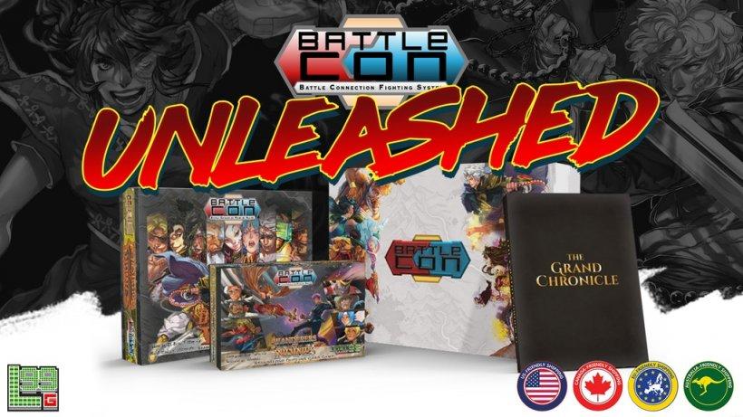 BattleCon: Unleashed