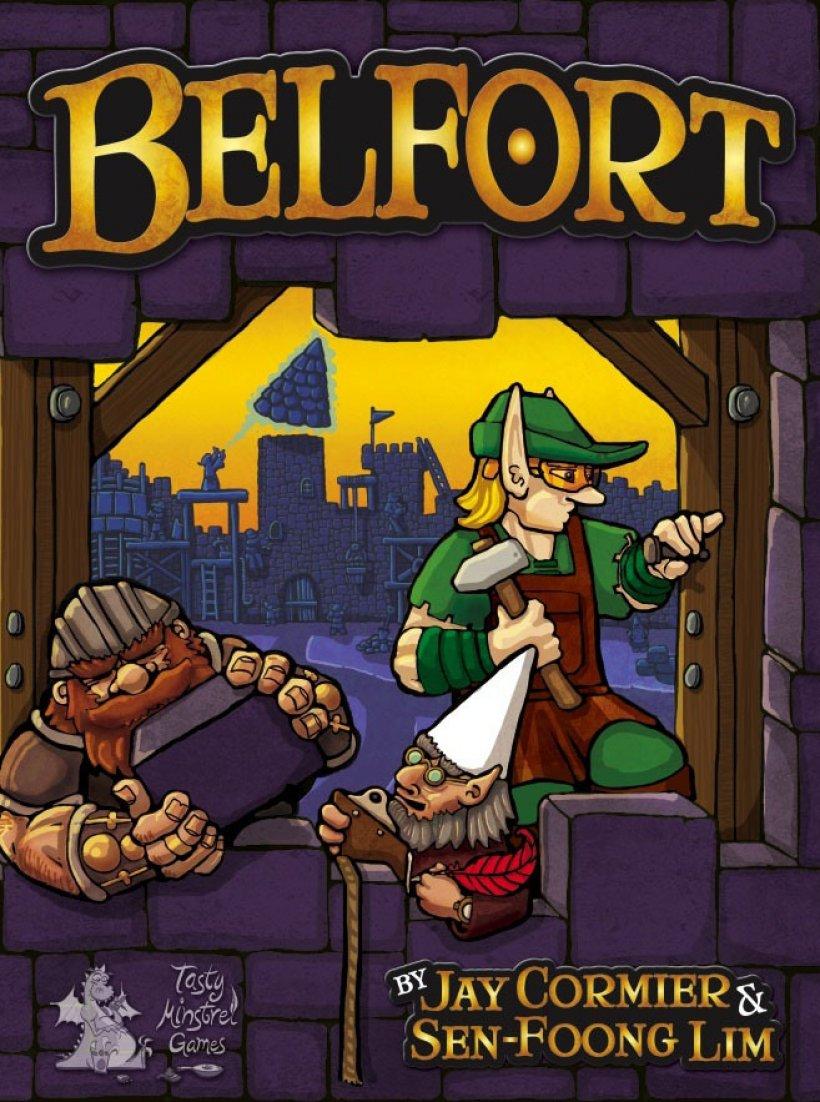 Copertina del gioco da tavolo Belfort