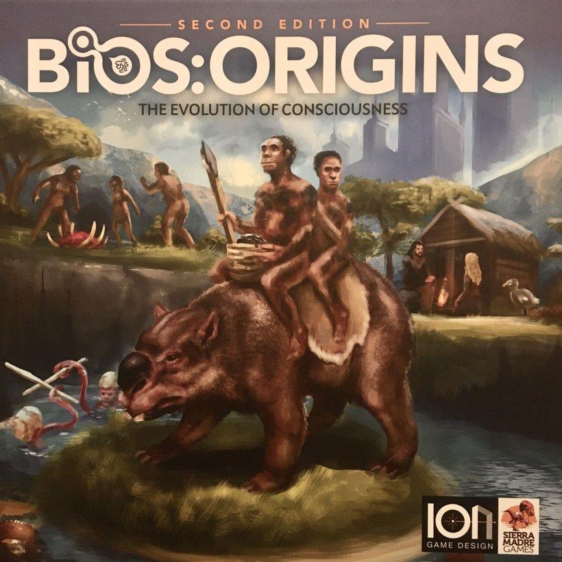 Copertina Bios: Origins