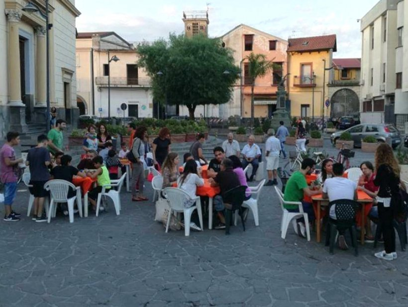 evento in piazza
