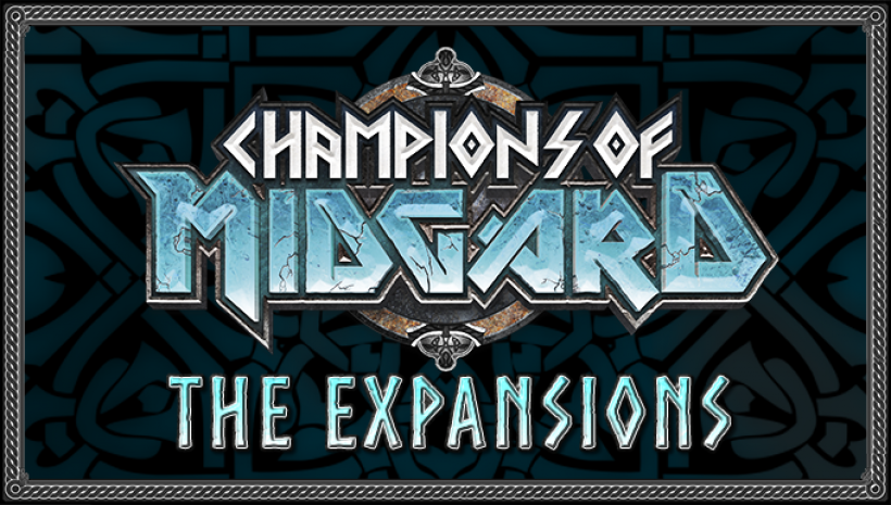 Champions of Midgard the Expansion