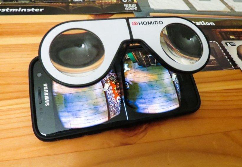 Chronicles of Crime: app e occhiali 3D
