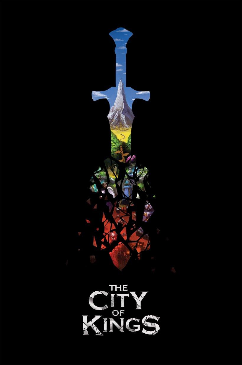 The City of Kings: copertina