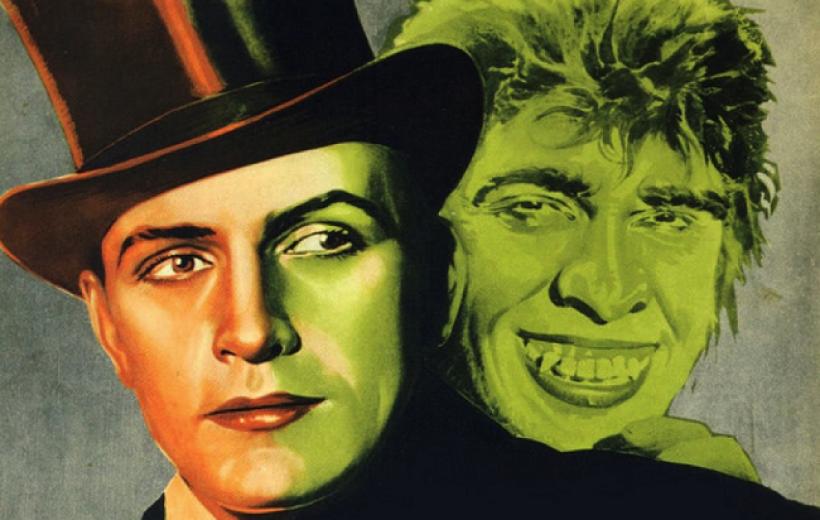 Locandina di Dott. Jekyll e Mr Hide, del 1931