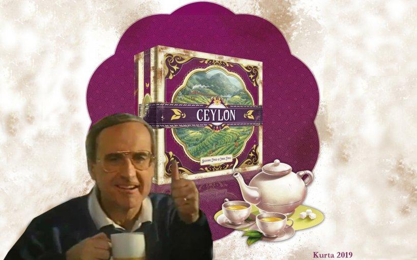 Ceylon: copertina modificata