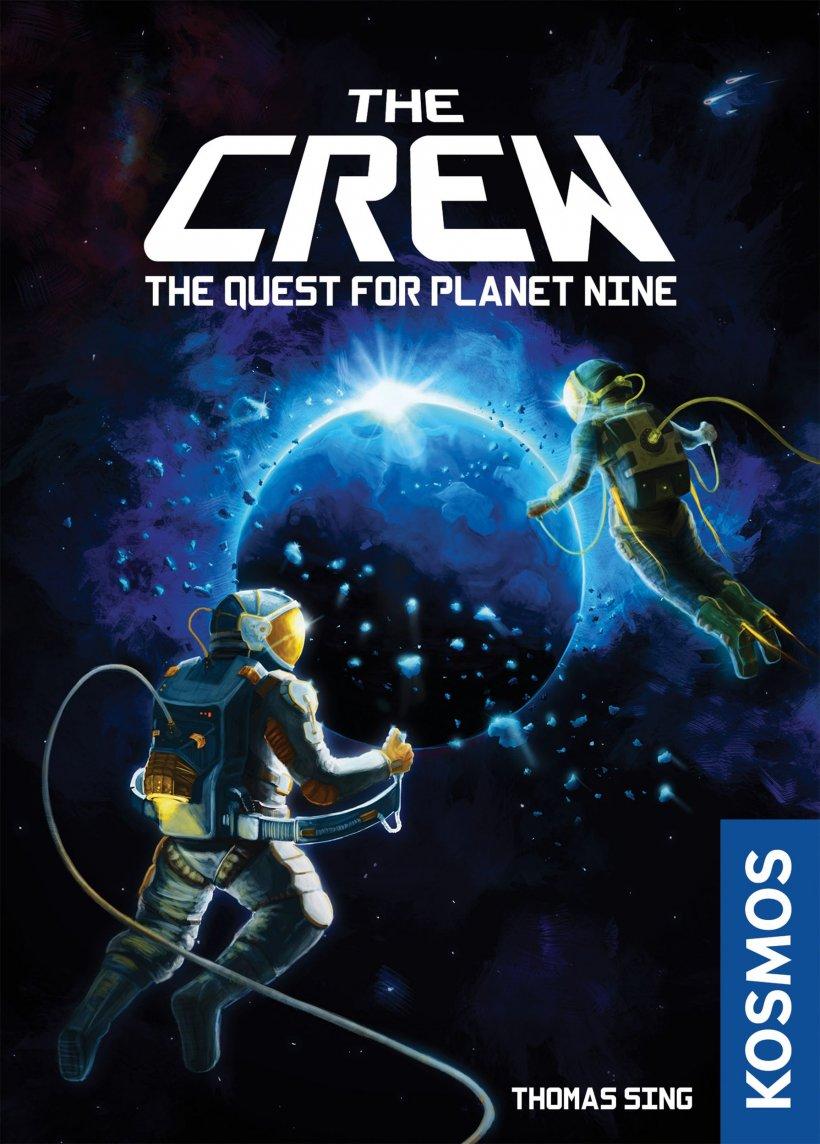 The Crew: copertina