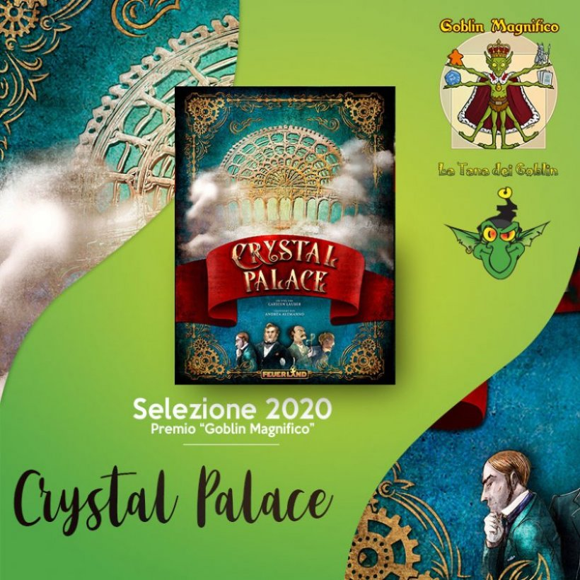 Crystal Palace Magnifico 2020