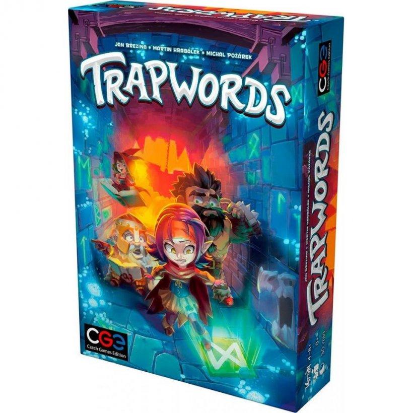 copertina trapwords