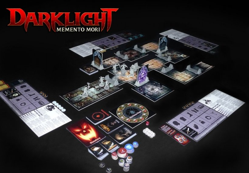 Darklight vs Brimstone: flusso tra quest