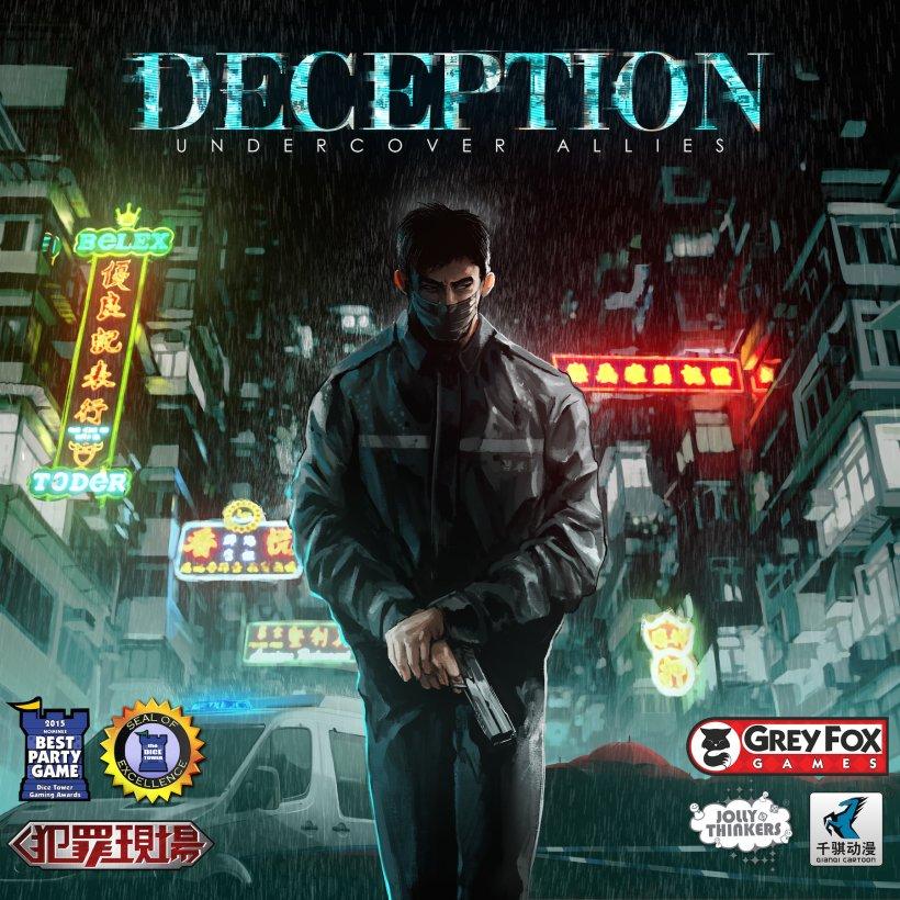 Copertina del gioco Deception: Undercover Allies