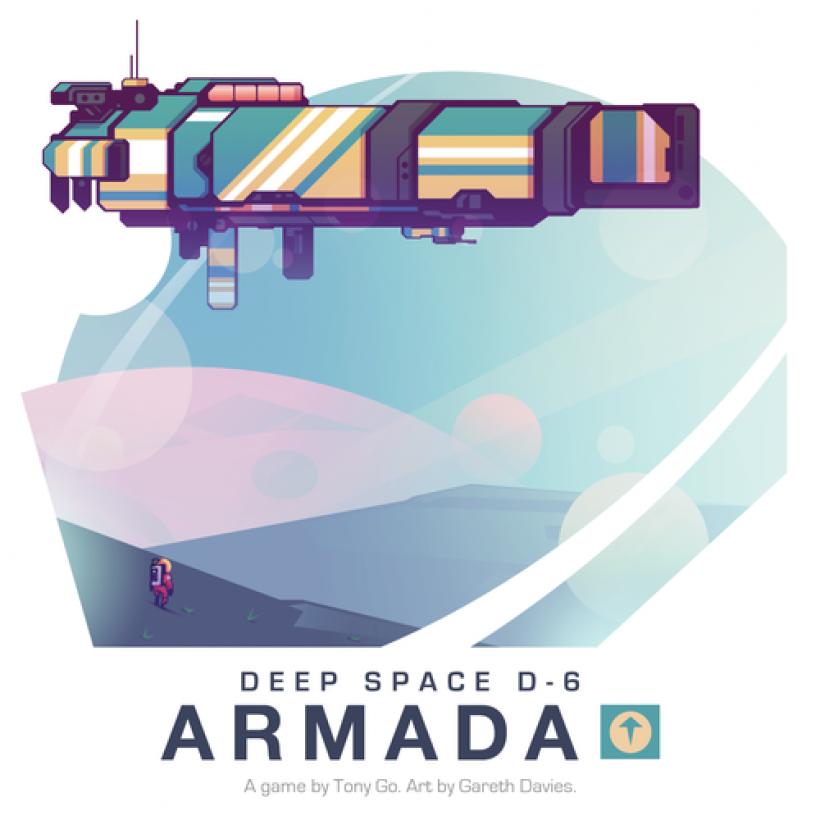 Deep Space D-6: Armada