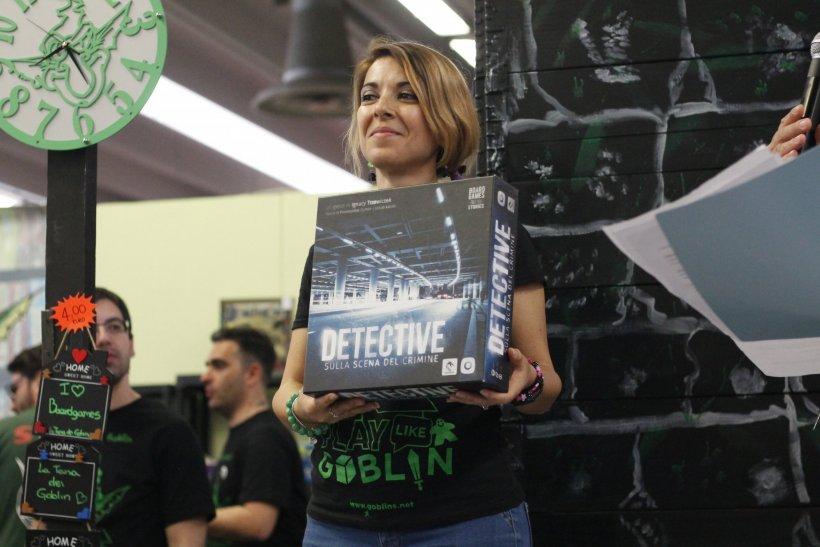 Detective: premiazione a Play