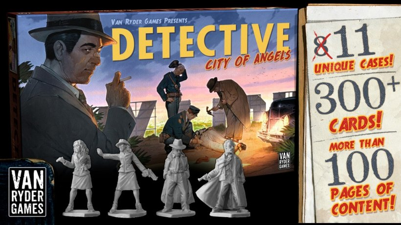 Detective : City of Angels