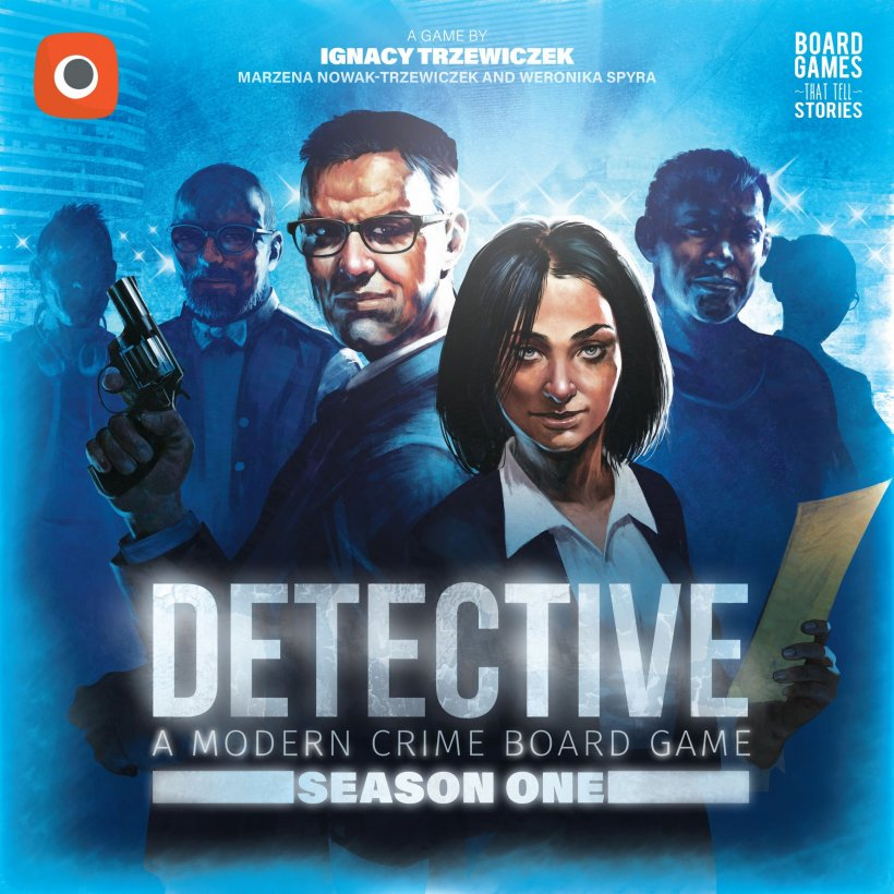 Detective season one: copertina