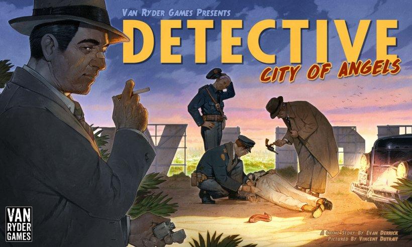 Detective : City of Angels