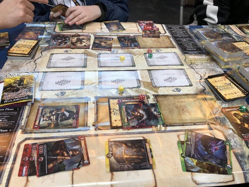 Dragoborn: partita