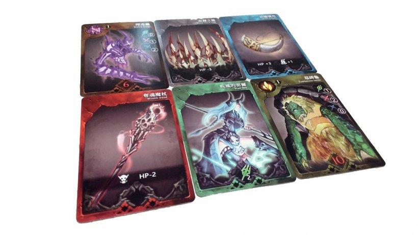 Dungeon Duel: altre carte