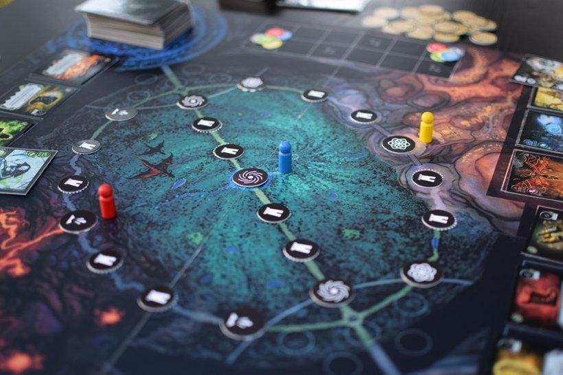 elo darkness board