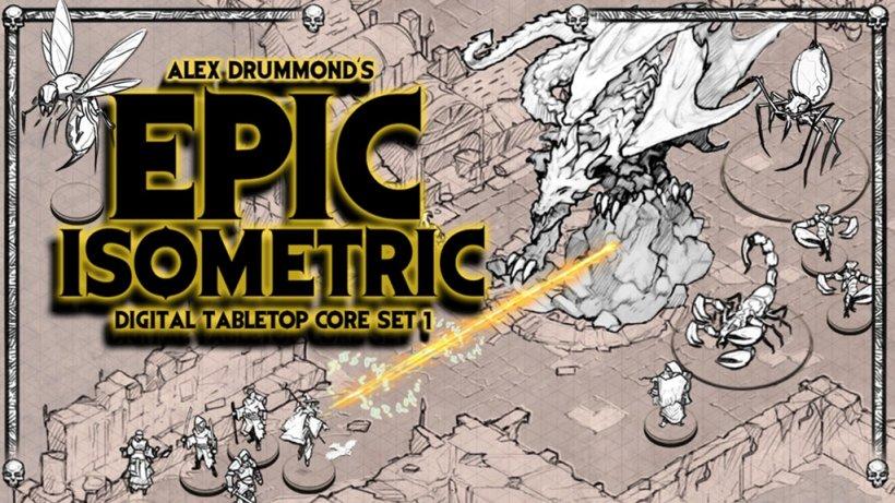 Epic Isometric