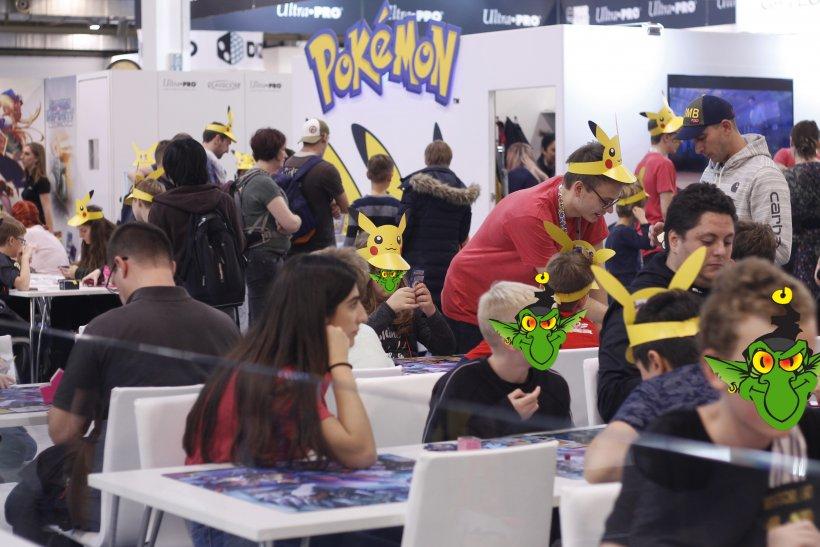 Stand Pokemon