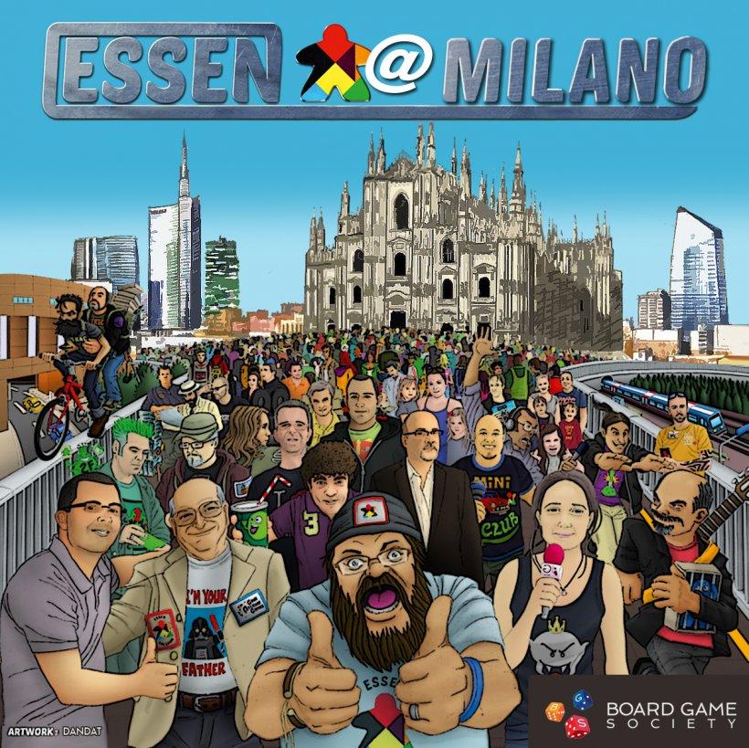 Locandina Essen @ Milano