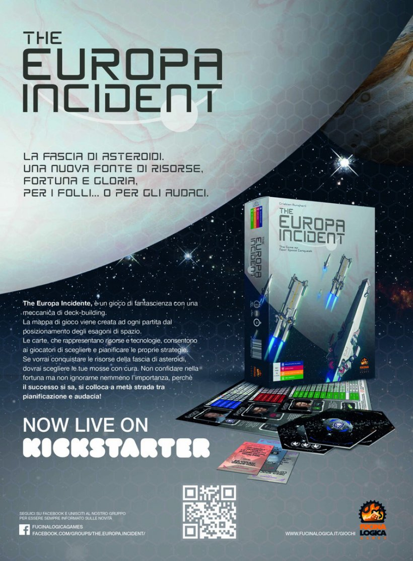 The Europa Incident