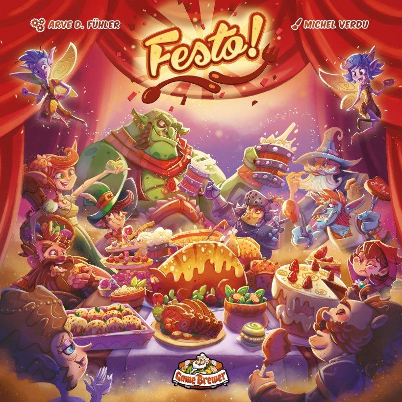 Festo! copertina