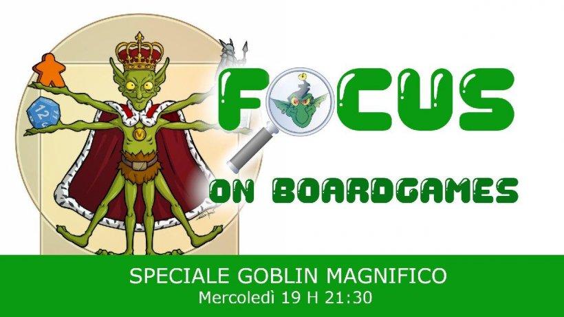 Focus on Boardgames: Magnifico 2020