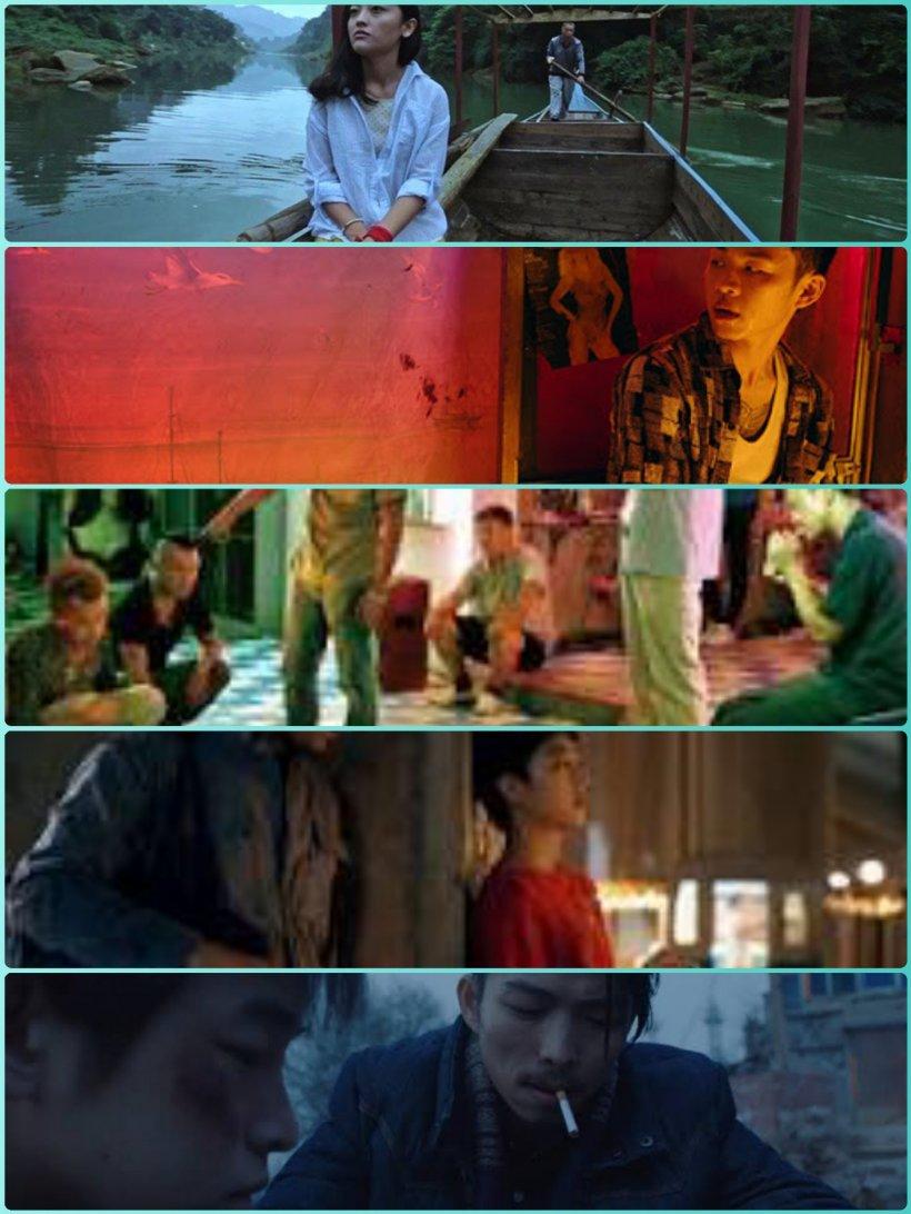 Fotogrammi dei film, in ordine di descrizione