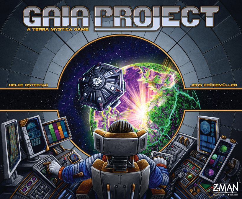 Gaia Project ENG copertina