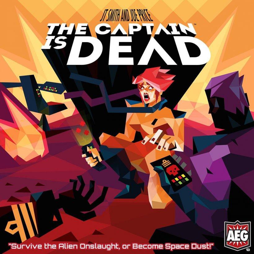 captain is dead