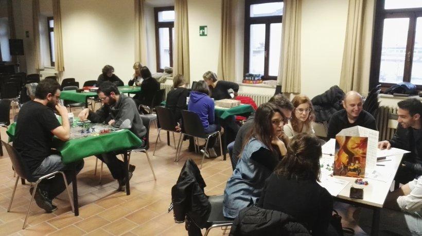 La Tana dei Goblin di Reggio Emilia - serata di gioco