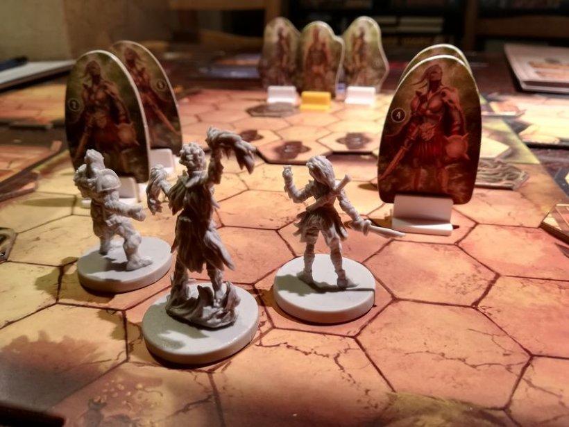 Gloomhaven: scenario in corso