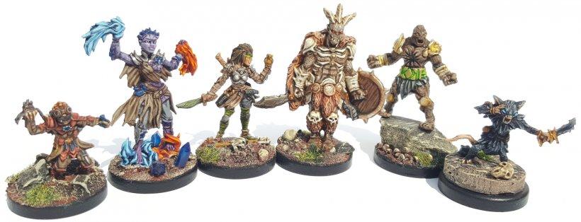 Personaggi di Gloomhaven