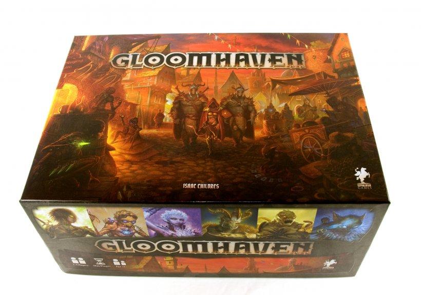 Gloomhaven: scatola da 21 libbre