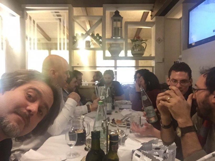 gobcon: pranzo al ristorante