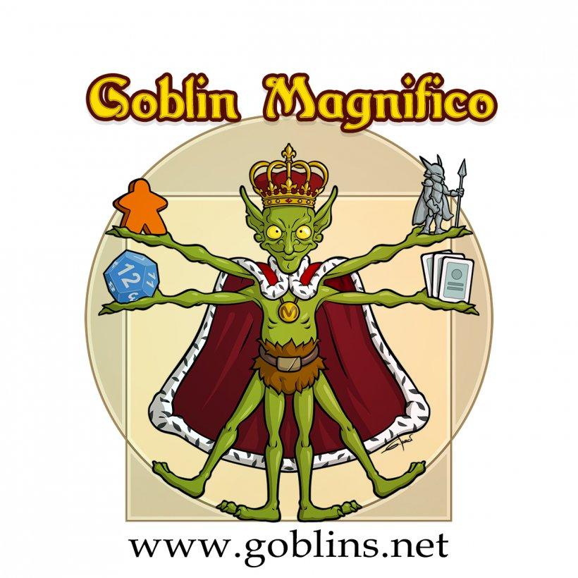 Logo Goblin Magnifico