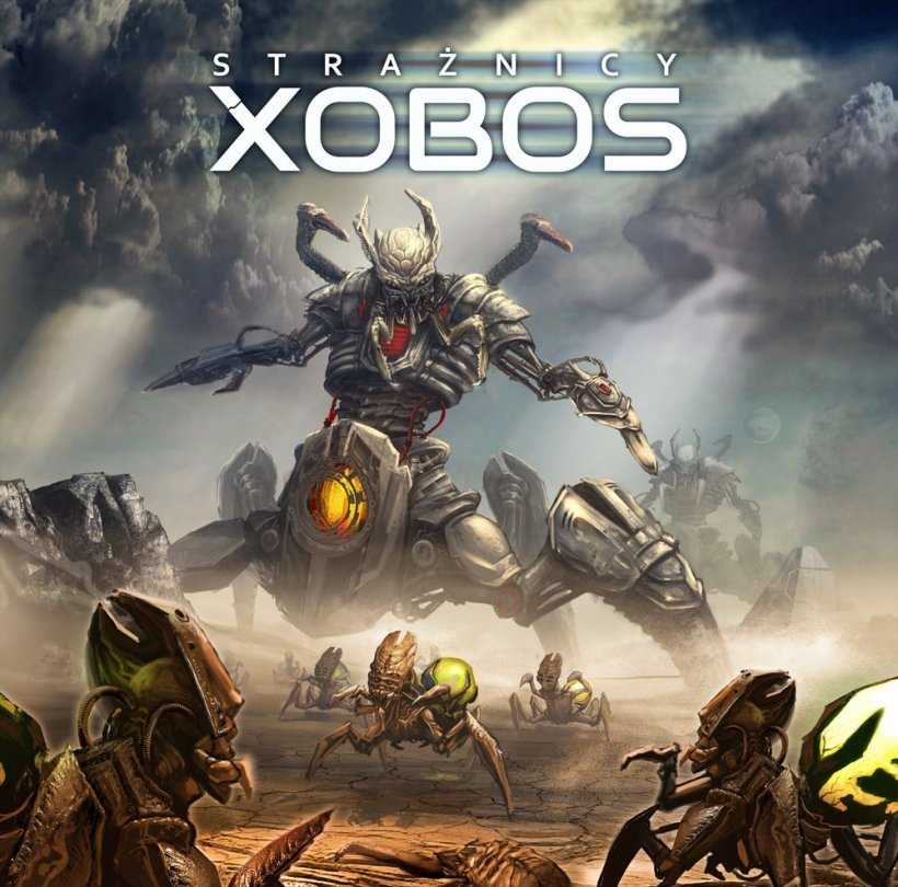Guardians of Xobos: copertina