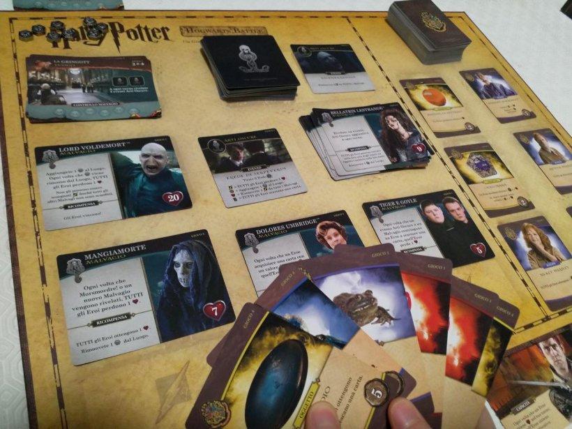 Harry Potter Hogwarts Battle: battaglia finale