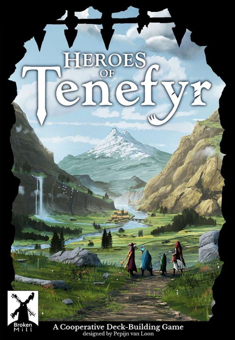 Heroes of Tenefyr