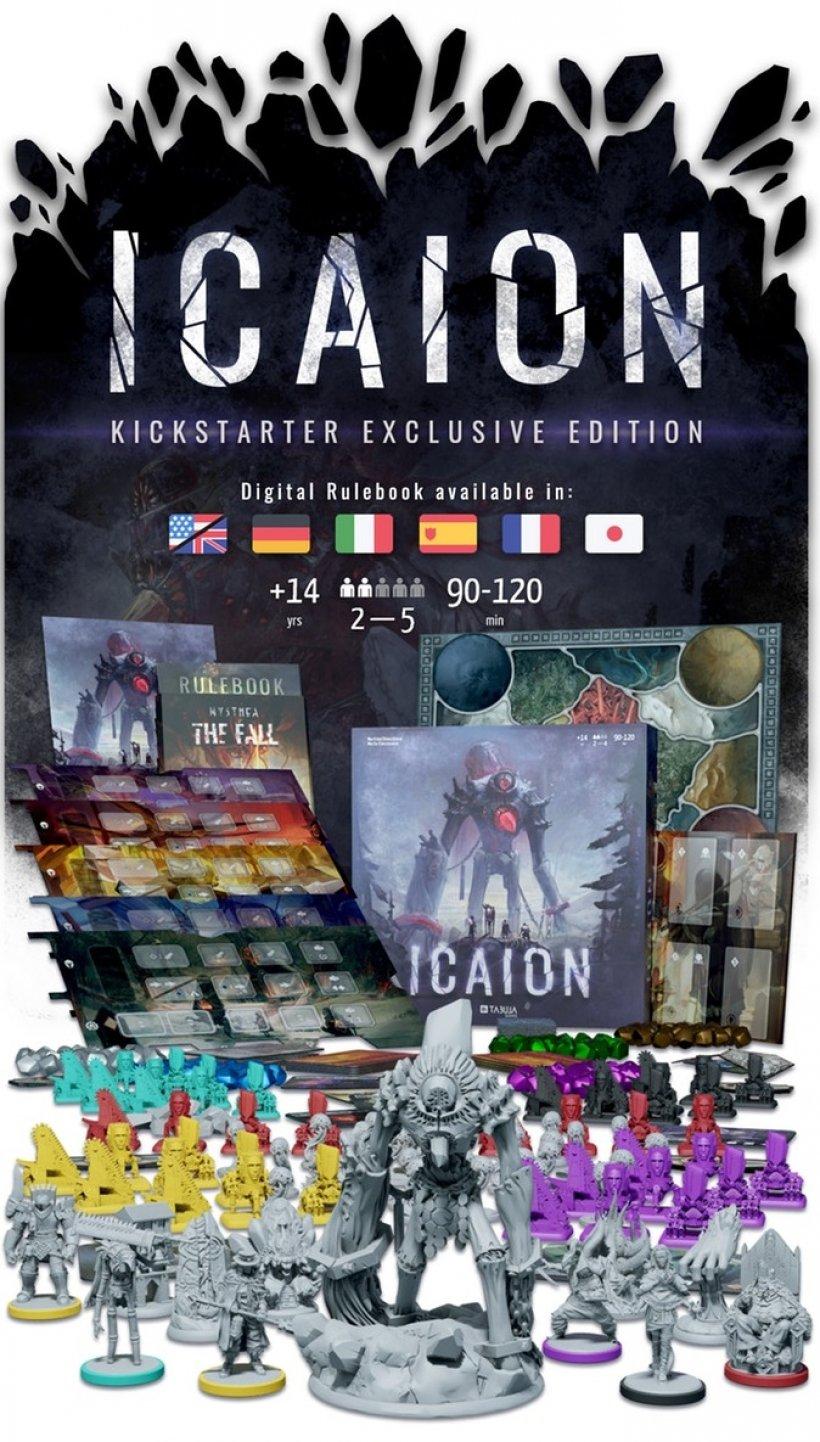 Icaion componenti