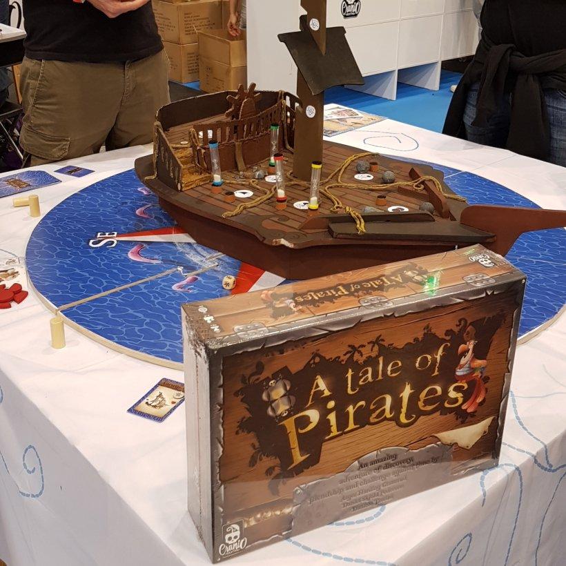 Una storia di pirati versione gigante