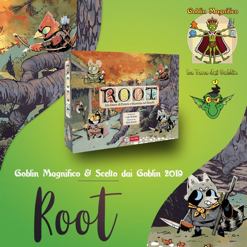 ROOT Magnifico 2019