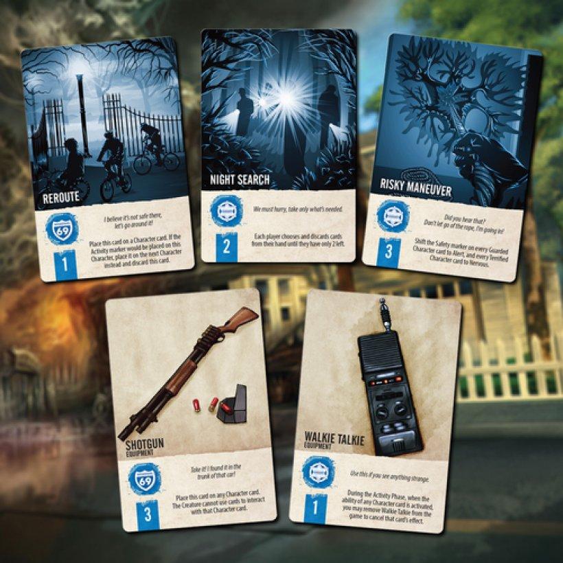 InBetween: carte azione della Città